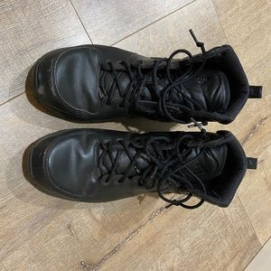 Size 13 Black Nike ACG Boots
